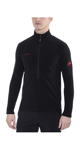 Mammut Yadkin ML - Sweat-shirt Homme - Half Zip Pull Men noir